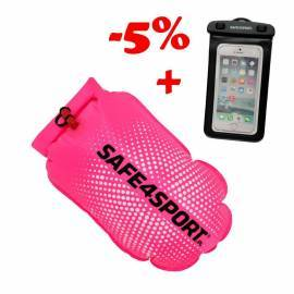 Zestaw 5 bojka PerfectSwimmer+pink i etui...