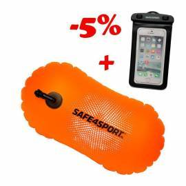 SET 7 BASICSWIMMER SAFETY BUOY AND WATERPROOF CASE