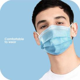 Anti-virus mask - set of 25 pieces