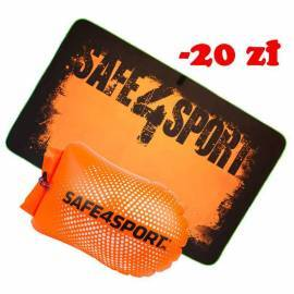 Set 6 PerfectSwimmer safety buoy and a towel