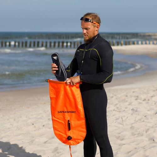 bojka do pływania safe4sport masterswimmer