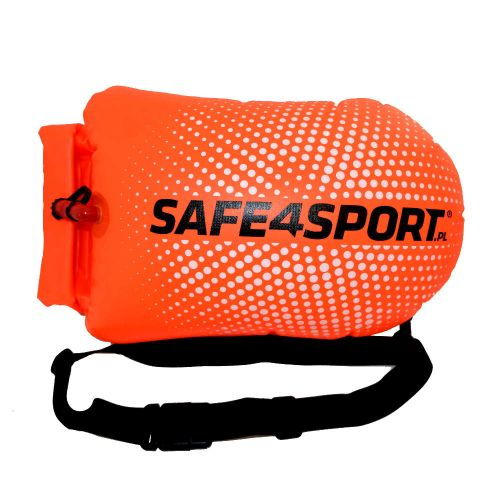 dmuchna bojka asekuracyjna safe4sport perfectswimmer