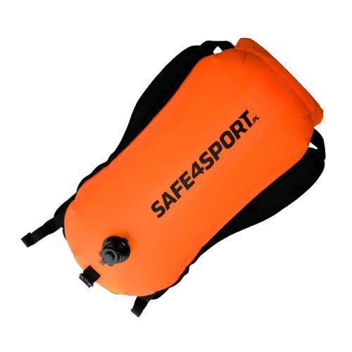 dmuchana boja do pływania safe4sport runswimmer