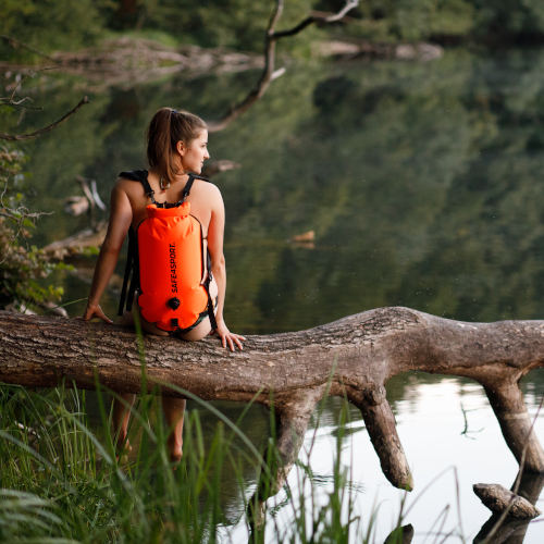 bojka triathlonowa safe4sport runswimmer