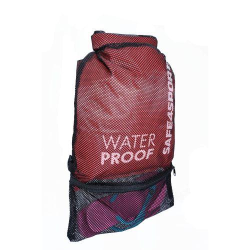 wodoodporny plecak worek szybkoschnący mesh safe4sport