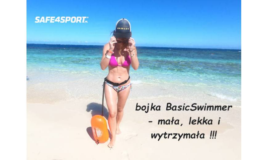 BasicSwimmer buoy - how durable a PVC buoy is - test